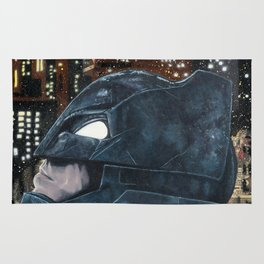 Bat Of Gotham Rug