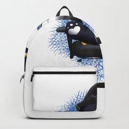 Gaming Panda Funny Gamer Video Games T-Shirt Backpack