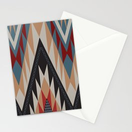 American Native Pattern No. 11 Stationery Cards