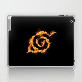 Konoha on Fire Laptop & iPad Skin