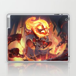 Infernal Amumu League Of Legends Laptop & iPad Skin