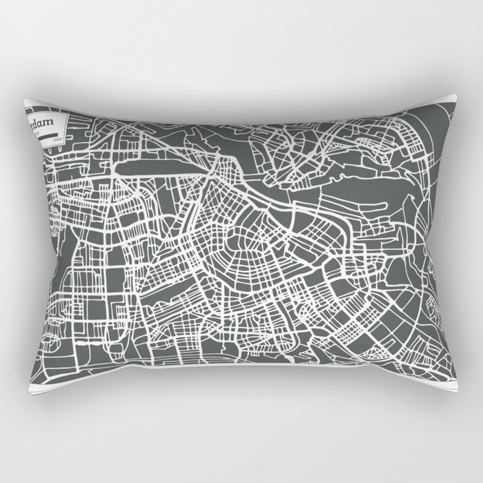 Hand Rectangular Pillow
