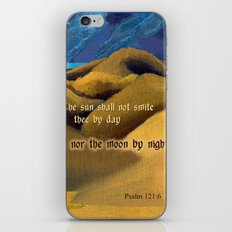 Nor The Moon By Night iPhone & iPod Skin