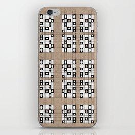 Quilt iPhone Skin