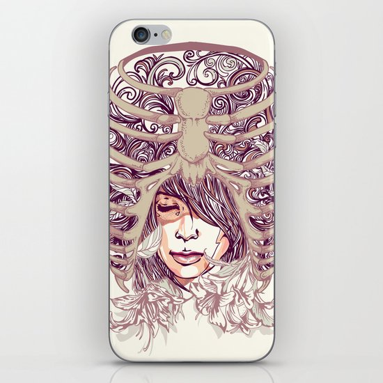 Your Bone iPhone & iPod Skin