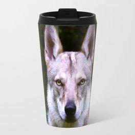 Czech Wolfdog Digit. Edition Travel Mug