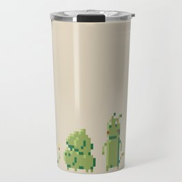 8-Bit Pokémon Travel Mug