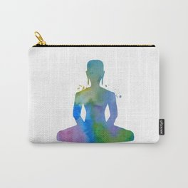 Buddha Carry-All Pouch