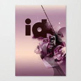 freud's id Canvas Print