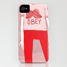 OBEY Slim Case iPhone (4, 4s)