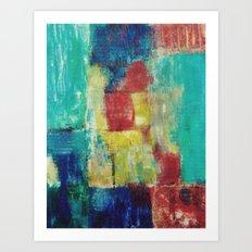true colors Art Print