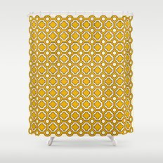 Pattern D Shower Curtain