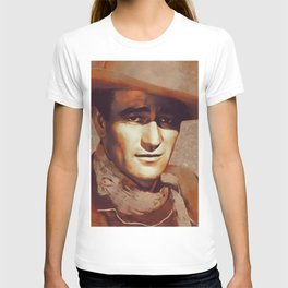 John Wayne, Hollywood Legend T-shirt
