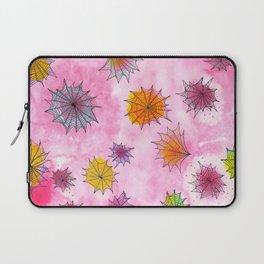 #023 - Pink Webs Laptop Sleeve