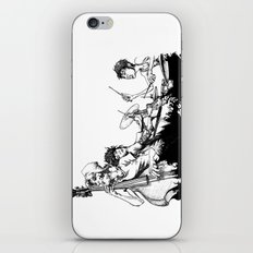 The Band iPhone & iPod Skin