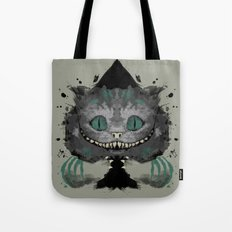 Cat of Spades Tote Bag