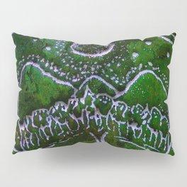 Monoprint Pillow Sham