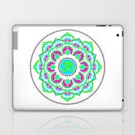 Spring Mandala   Flower Mandhala Laptop & iPad Skin