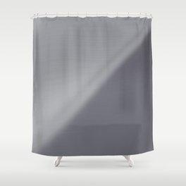 Lana - Grey Shower Curtain