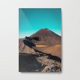 Mount Doom Wall Art, Photography Print, Wall Art Metal Print