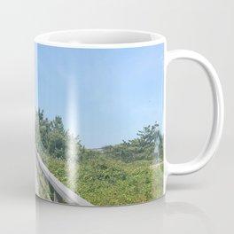 Blue Sky Bridge Coffee Mug