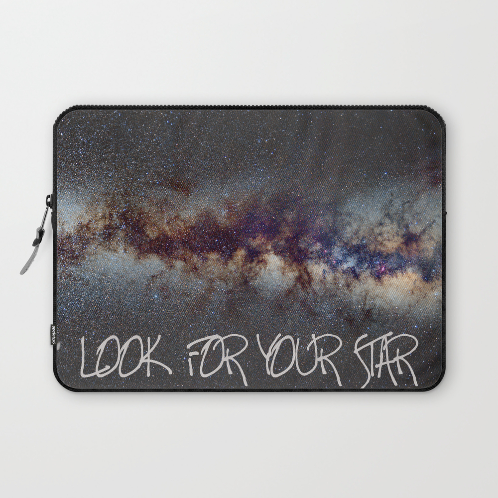 Look For Your Star Laptop Sleeve LSV769169