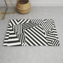 Protective pattern Rug