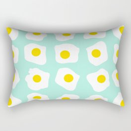 Eggs Eggs Eggs Rectangular Pillow