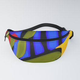 Abstract Art Fanny Pack