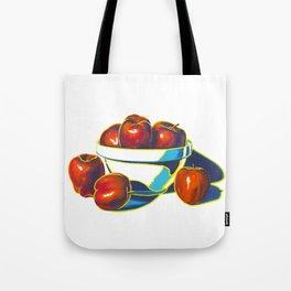 Deez Apples Tote Bag