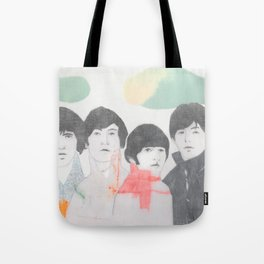 Strawberry fields forever! Tote Bag