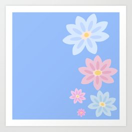 Hello, Spring! Art Print