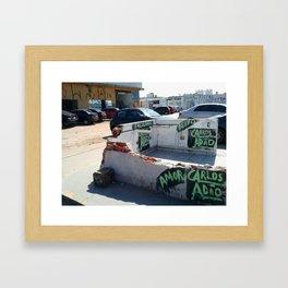 Carlos Alberto Adão Framed Art Print