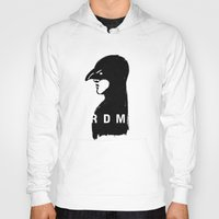 birdman Hoodies featuring Birdman by RobHansen