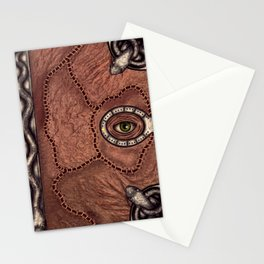 The spell book Stationery Cards