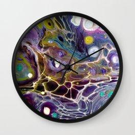 Lisa Frank Wall Clock