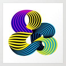 Robu Ampersand 01 Art Print