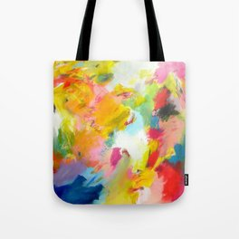 Fearless Love Tote Bag
