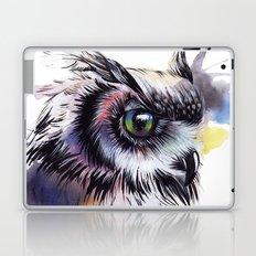 A gaze to infinity Laptop & iPad Skin