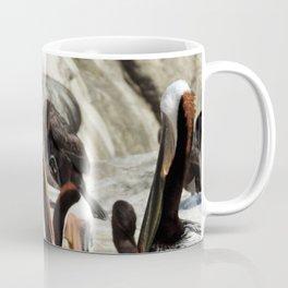 Yawn Yoga Coffee Mug