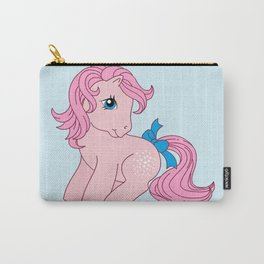 g1 my little pony Cotton Candy Carry-All Pouch