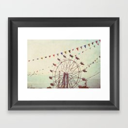 festival Framed Art Print