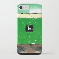john green iPhone & iPod Cases featuring John Deere Green..... by LeeRay Flowers