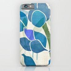 Texas Bluebonnet Slim Case iPhone 6s
