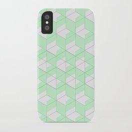 Mint Crush iPhone Case