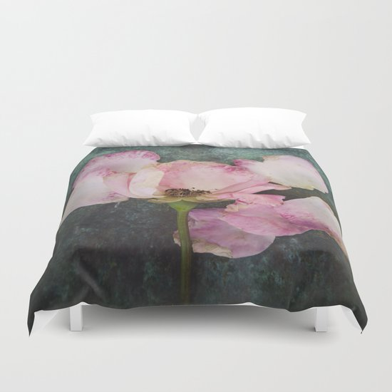 Wilted Rose II Duvet Cover