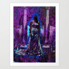 Torture My Ears, Summon My Fears Art Print