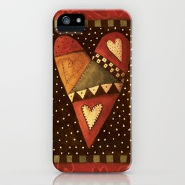 Crazy For Love iPhone Case