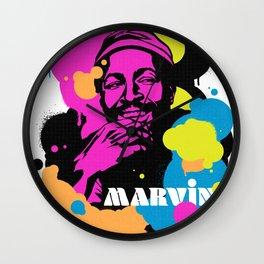 Soul Activism :: Marvin Wall Clock