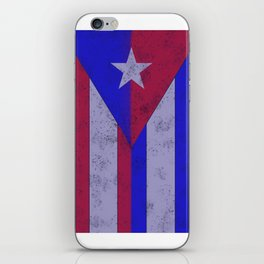 Cuba Rico iPhone Skin